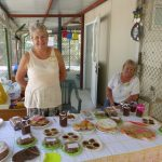 Rosemary & Jan cake sale